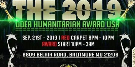DDEA Humanitaarian Award USA