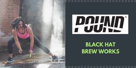 PATIO POUND & POUR- Black Hat Brew Works  tickets
