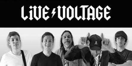 Live Voltage - AC/DC Tribute in Humboldt