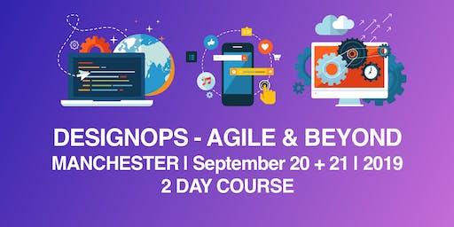 DesignOps Essentials | Agile & Beyond | 2 Day Workshop