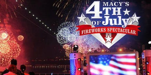Macy's 4th of July Fireworks Viewing Party