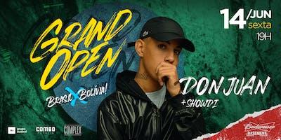 GRAND OPEN | 14/06