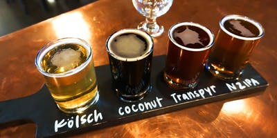 Flights and Bites: Intro to Food and Beer Pairing