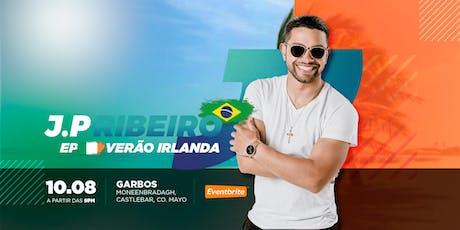 JP Ribeiro EP Verão Irlanda tickets
