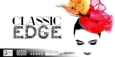 Classic Edge Fashion Show tickets