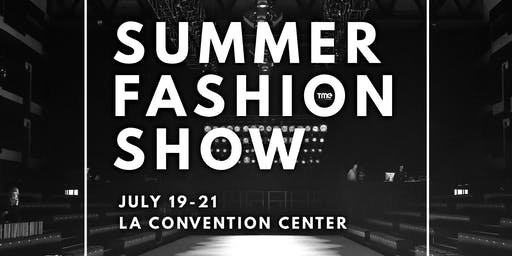 The Model Experience Summer Fashion Show