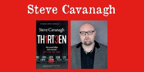 Steve Cavanagh - Thirteen tickets