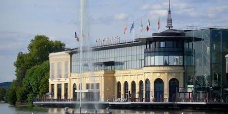 «  Tour guidé du Lac d'Enghien-Les-Bains » (1h30 + entrée libre Casino/ ou Shopping)  billets