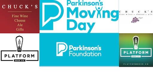 Parkinson Foundation Fundraiser  - Chuck's & Platform Beer Company & Music Night