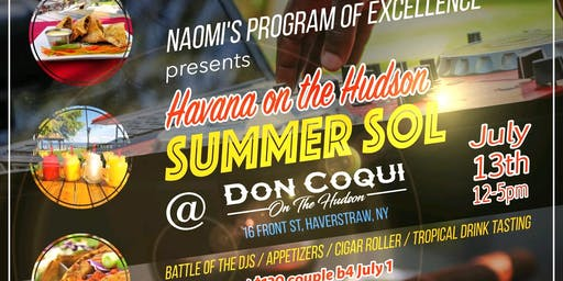 Havana on the Hudson Summer Sol