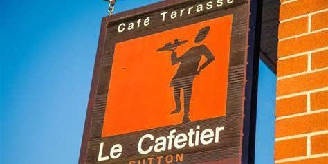 Sortie Sutton: Le Cafetier