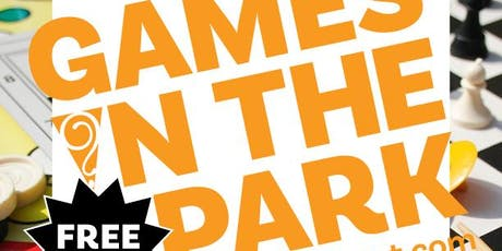 Games in the Park tickets