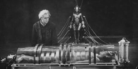 Silent Revue: METROPOLIS (1927) w/ Ugly Beauties - 10th Anniversary Gala tickets