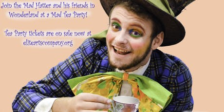 Mad Hatter Tea Party + Show- Bay City tickets