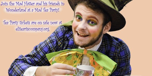 Mad Hatter Tea Party + Show- Bay City