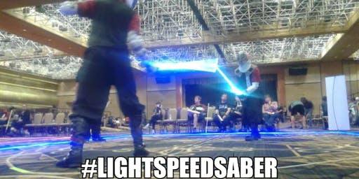 #LightSpeedSaber (Pasadena, CA)