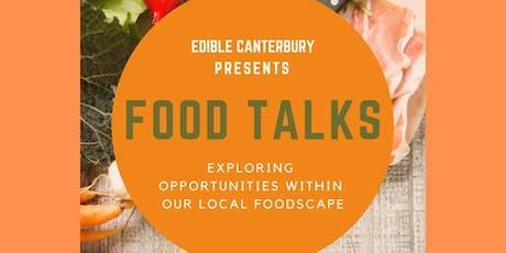 Food Talks - Regeneration tickets