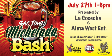 SacTown Michelada Bash! tickets