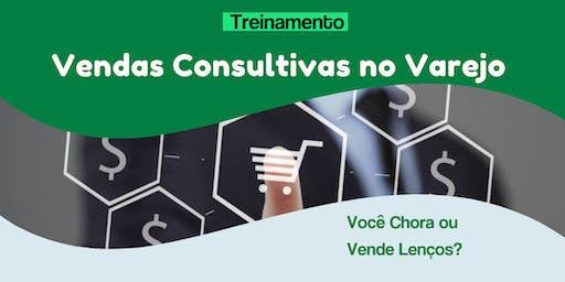 Treinamento em Vendas Consultivas no Varejo