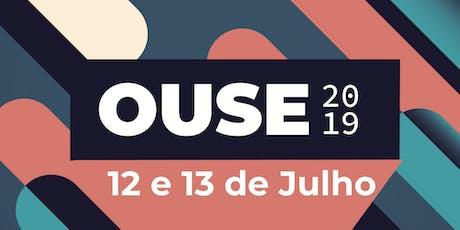 OUSE 2019 ingressos