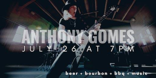 Anthony Gomes Live at Fat Fish Pub