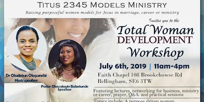 Total Woman Development Workshop