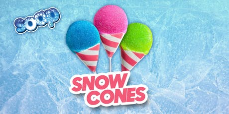 Vodka Snow Cones / Soap Ashford tickets
