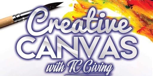 Creative Canvas with TC Giving