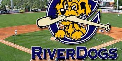 Penn State Night at RiverDogs Baseball (It's ball drop night!)