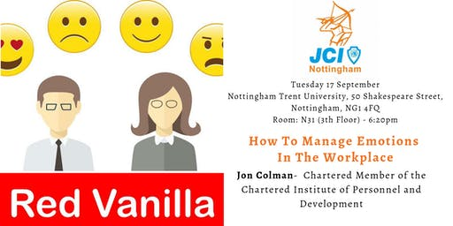 How To Manage Emotions In The Workplace (Emotional Intelligence Workshop)