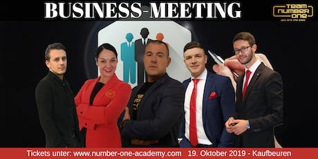 BUSINESS - MEETING Tickets