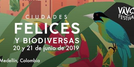 VIVO Festival: Ciudades Felices y Biodiversas