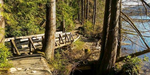 TELUS Gardeners Toastmasters Club - Summer Social - Buntzen Lake Hike