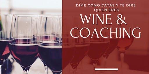 CATA & COACHING! Curso Inicial de Herramientas de Coaching e iniciacion al mundo del vino