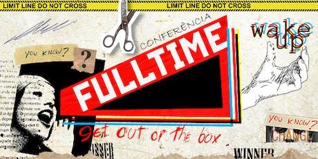Conferência Fulltime ingressos