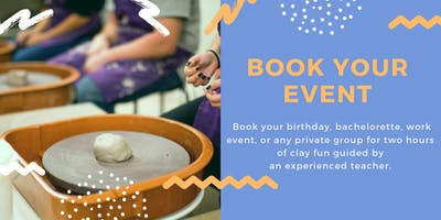 Event- Book your party