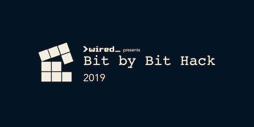 Bit by Bit Hackathon 2019