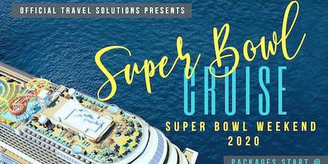 Super Bowl Cruise 2020 tickets