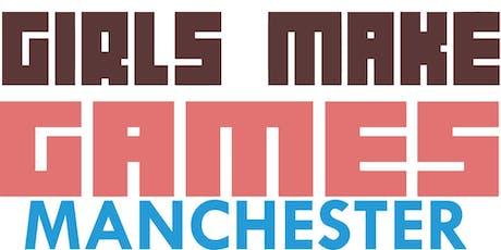 Girls Make Games Workshop Manchester tickets