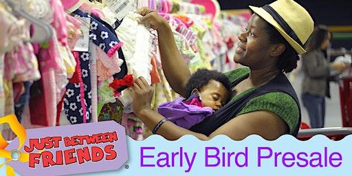 Early Bird Shopping Pass - Spring 2020