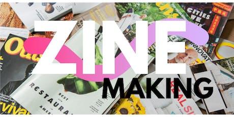 Collaborative Zine Making: A Beginners Workshop tickets