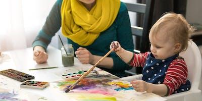 Colorful Minds Art Class