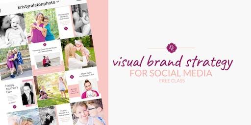 Visual Brand Strategy for Social Media