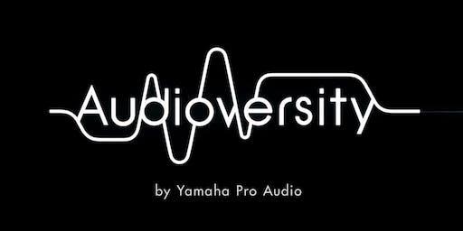 Yamaha Audioversity Training - QLD (Round 2)