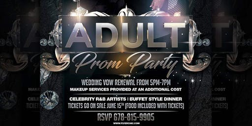 The EXTREME Adult Prom