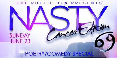Poetry Exclusive 'Nasty' Cancer Edition