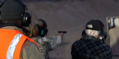 CCW Prep - Live Fire Course   October 1, 2019 tickets