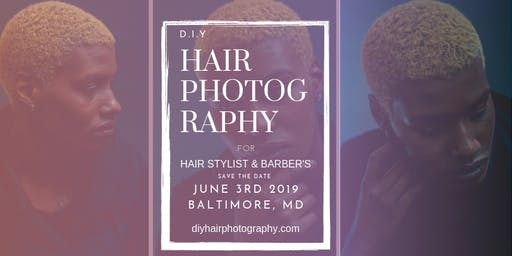 D.I.Y Hair Photography Class For Hair Stylist and Barbers