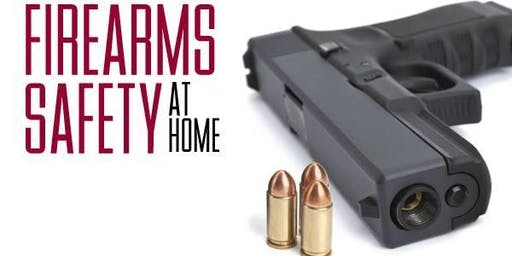 NRA Home Firearms Safety, October 12, 2019