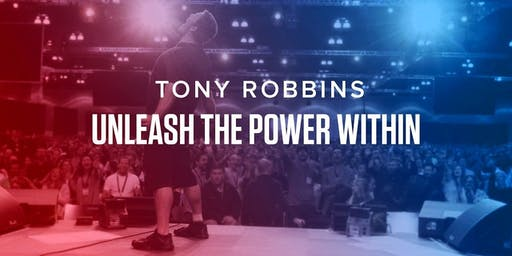 Tony Robbins Unleash the Power Within Workshop (KL)